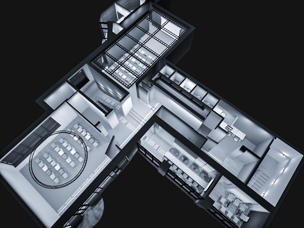 3D План Плартформы (разработка)